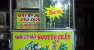 mua máy ép mía giá rẻ tại Thuận An