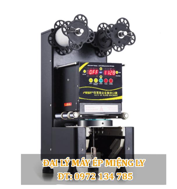 máy ép miệng ly tự động FEST® RC-995S