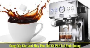 bán máy pha cà phê tại bình dương