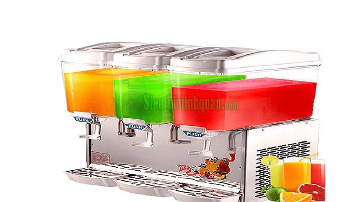 lợi ích của máy làm mát nước trái cây