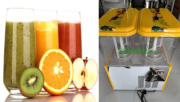 những ưu điểm của máy làm mát trái cây
